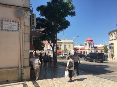 Loule Downtown