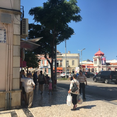 Loule Downtown