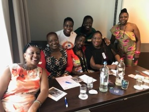 African Women in Europe Attendees